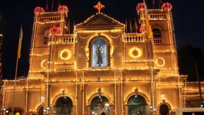 Gereja St. Anthony di Kolombo, Sri Lanka