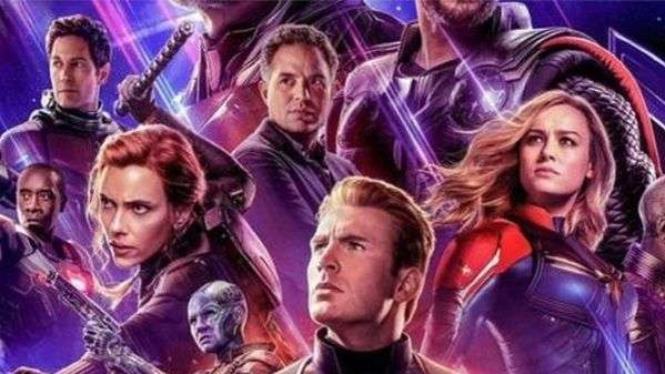 Para superhero Avengers