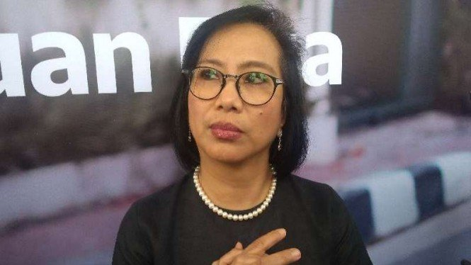 Managing Director Grab Indonesia, Neneng Goenadi.