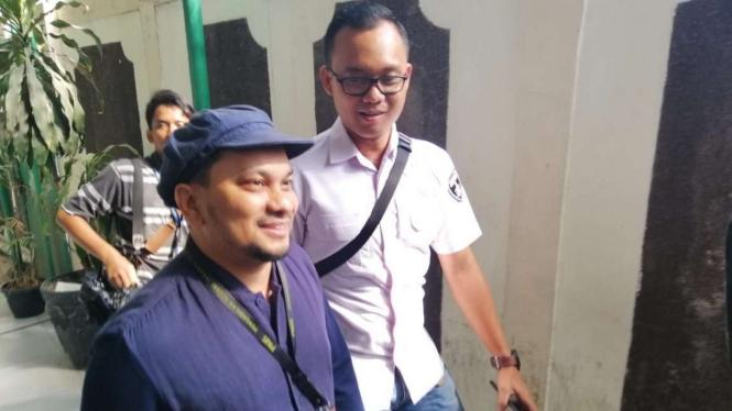 Tompi bersaksi dalam sidang Ratna Sarumpaet di PN Jakarta Selatan