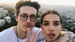 Brooklyn Beckham dan Hanna Cross