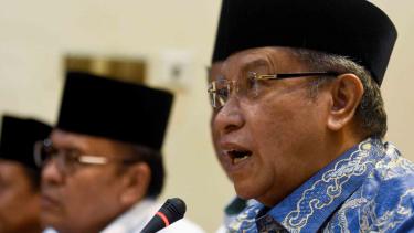 Ketua Umum Pengurus Besar Nahdlatul Ulama (PBNU), Said Aqil Siradj