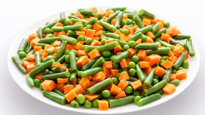 Ilustrasi sayur