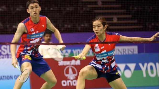 Tan Kian Meng/Lai Pei Jing