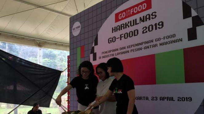 Harkulnas Go Food  2019