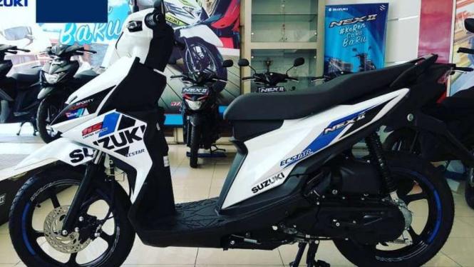 Suzuki Nex II edisi terbatas