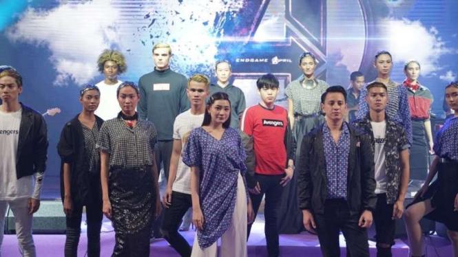 Fesyen ala Avengers: Endgame