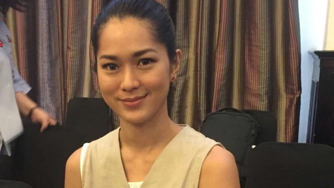 Aktris Prisia Nasution.