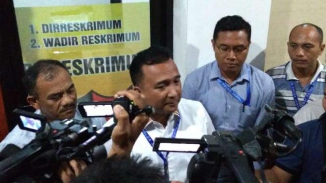 Direktur Reserse Kriminal Umum Polda Jambi AKBP Edi Faryadi