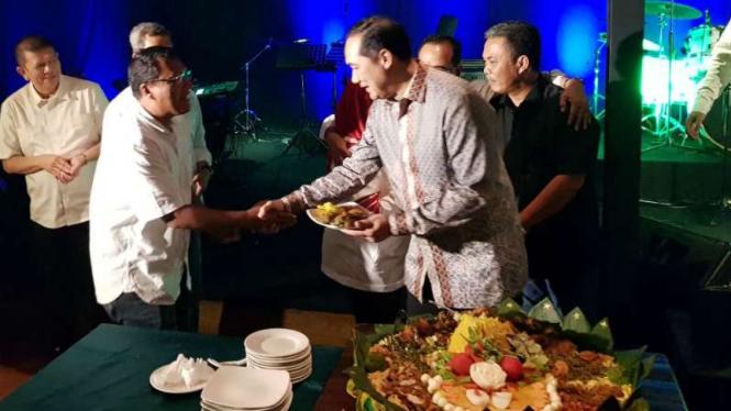 TKN gelar tasyakuran Jokowi-Ma'ruf