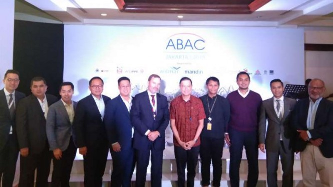 Pembukaan ABAC II 2019 di Jakarta