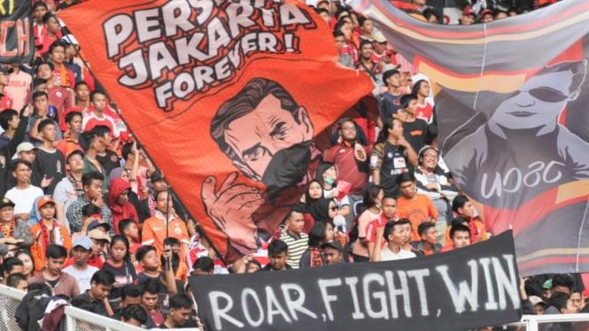 Suporter Persija Jakarta, Jakmania