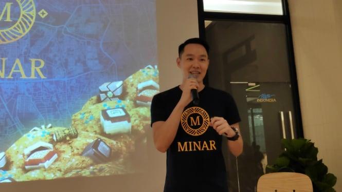 Managing Director Minar, Mario Khoe