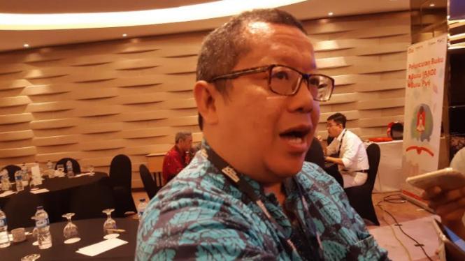 Pakar teknologi informasi, Onno W. Purbo