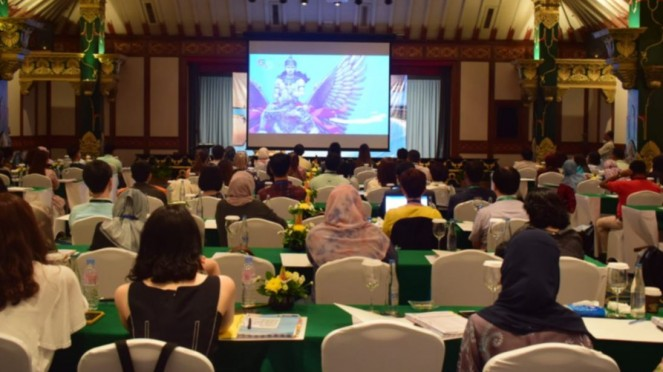 Kegiatan Bali International Halal Training on Halal Assurance System (HAS)