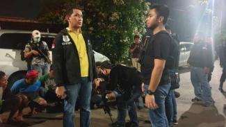 Polisi menangkap pelaku penganiayaan anggota FBR.
