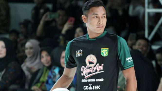 Pemain Persebaya Surabaya, Hansamu Yama Pranata.