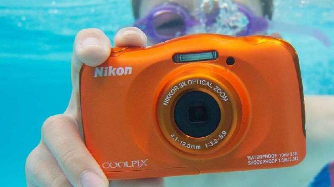 Kamera digital Nikon Coolpix W150.