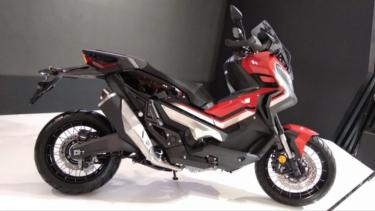 Honda X-ADV dipamerkan di IIMS 2019