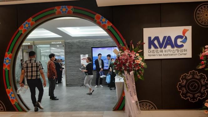 Korea Visa Application Center (KVAC)