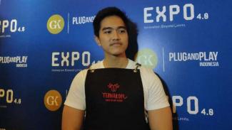 Pendiri Startup Ternakopi, Kaesang Pangarep.