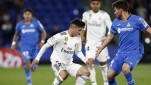 Duel Getafe vs Real Madrid