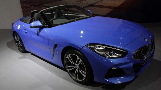 BMW Luncurkan All new BMW Z4 sDrive30i M Sport