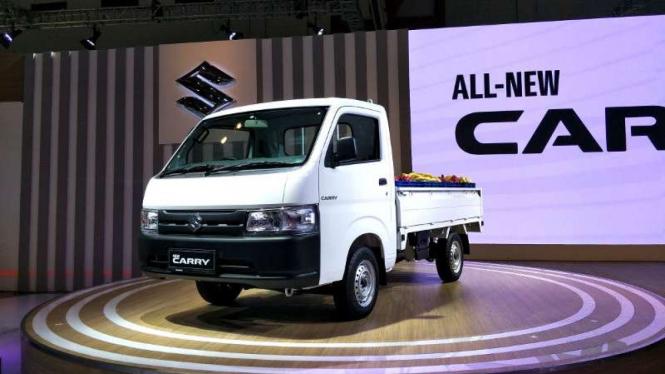 All New Suzuki Carry