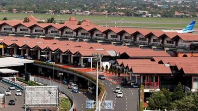 Terminal 2F Bandara Soekarno-Hatta.