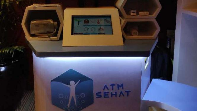 Prototipe ATM Sehat.