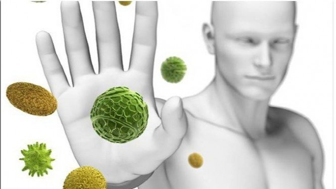 Ilustrasi penyakit Autoimun