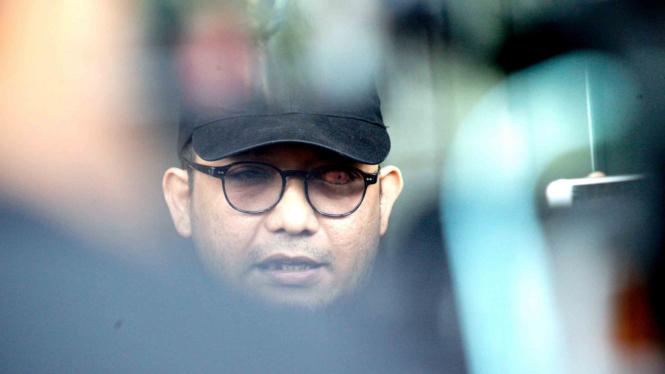 Penyidik Senior Komisi Pemberantasan Korupsi (KPK) Novel Baswedan.