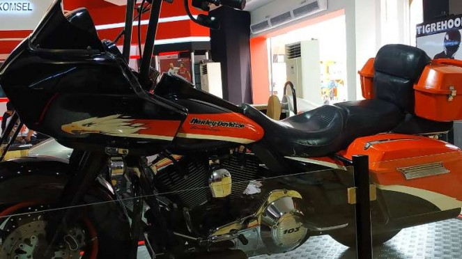Harley-Davidson Road Glide Screamin Eagle