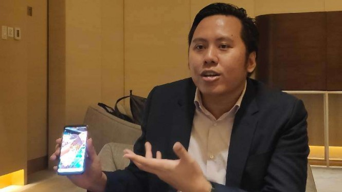Kepala Kebijakan Publik Tik Tok Indonesia, Malaysia dan Filipina, Donny Eryastha.