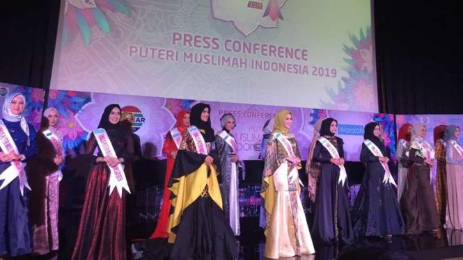 Puteri Muslimah Indonesia 2019