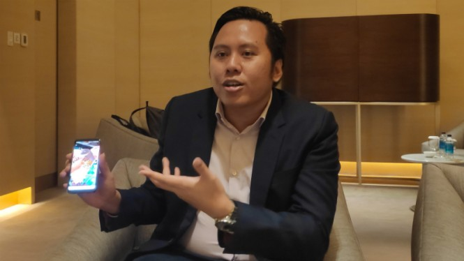 Kepala Kebijakan Publik TikTok Indonesia, Malaysia dan Filipina, Donny Eryastha.