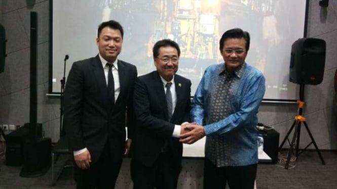 PT Sayana Integra Properti Gelar Acara Main Contractor Signing Ceremony.