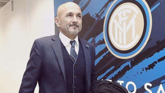Pelatih Inter Milan, Luciano Spalletti