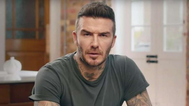 David Beckham versi teknologi Deepfake