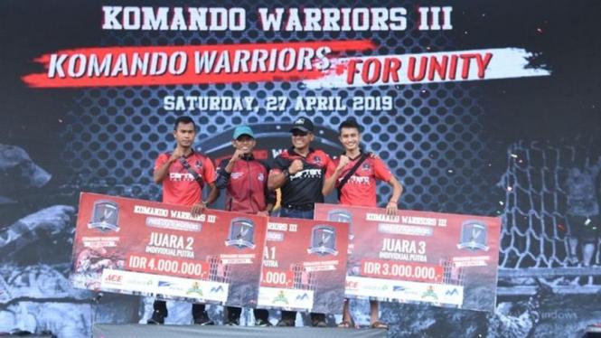 Komando Warriors III