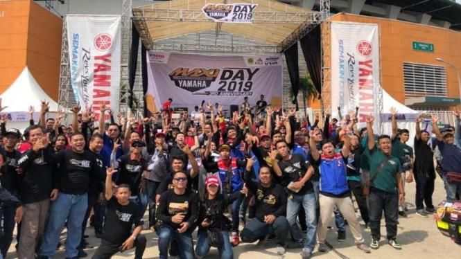 Acara MAXI Day Yamaha 2019