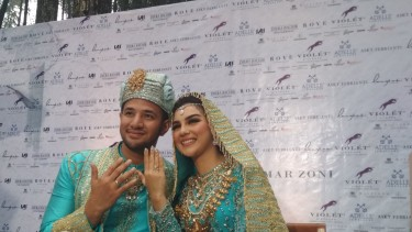 Ammar Zoni dan Irish Bella