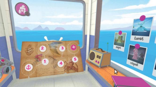 Game Sea Hero Quest