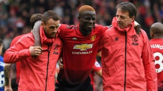 Bek Manchester United, Eric Bailly