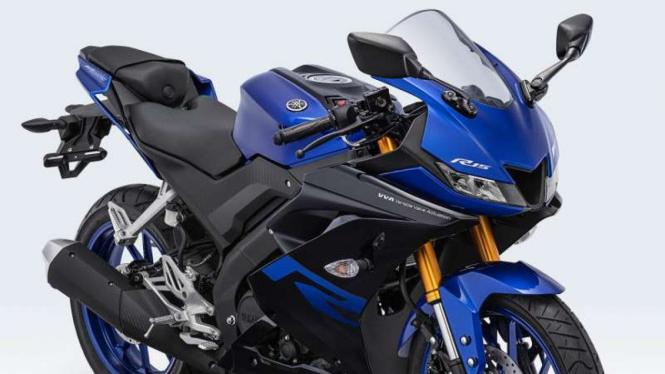 Desain baru Yamaha R15