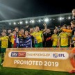Norwich City promosi ke Premier League 2019/2020
