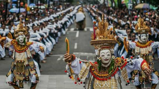 Festival Semarapura IV Resmi Dibuka