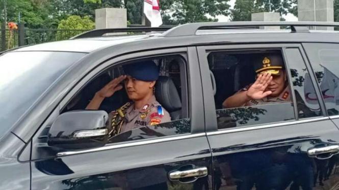 Kapolda Metro Jaya, Inspektur Jenderal Polisi Gatot Eddy Pramono