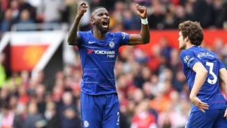 Pemain belakang Chelsea, Antonio Ruediger