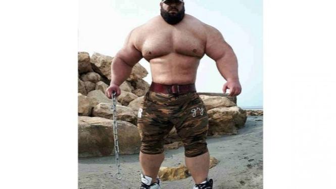Hulk asal Iran.